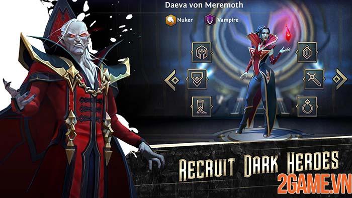 Heroes of the Dark - Sinh vật huyền bí và game có thể tìm ra chúng 1