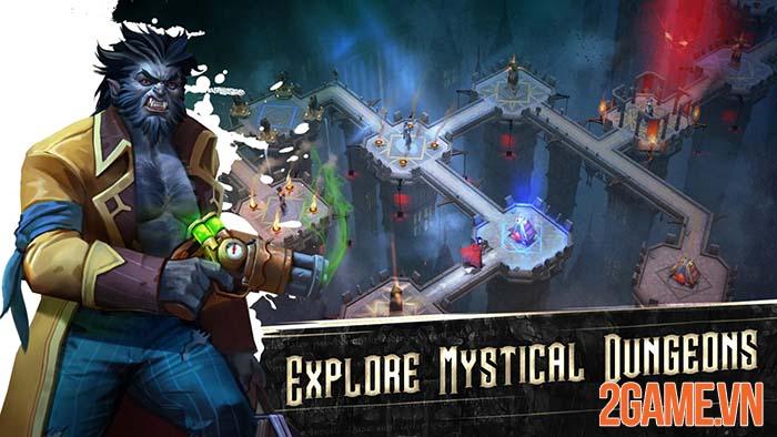 Heroes of the Dark - Sinh vật huyền bí và game có thể tìm ra chúng 3