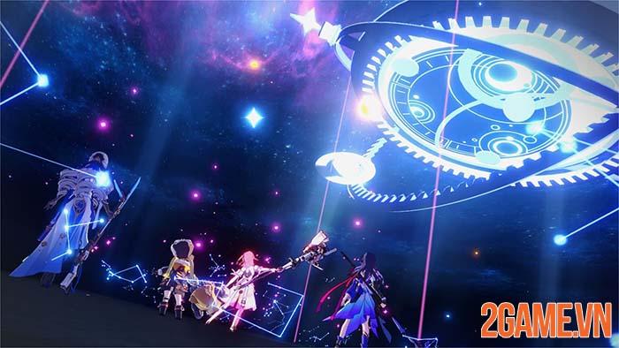 Honkai: Star Rail - Bom tấn mới của Mihoyo mở đăng ký thử nghiệm 3