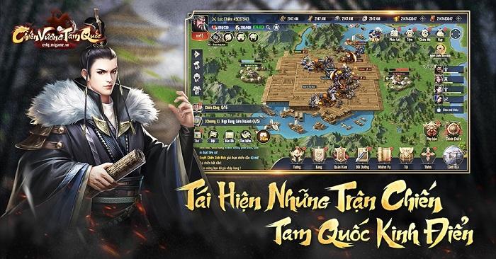 Chiến Vương Tam Quốc là sân chơi của Bang vs Bang, Liên Minh vs Liên Minh 0