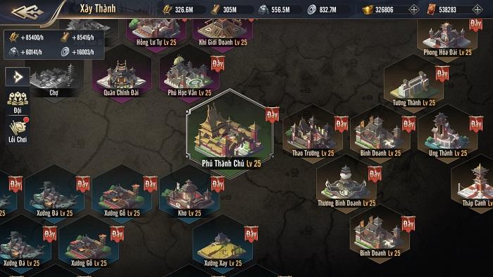Chiến Vương Tam Quốc là sân chơi của Bang vs Bang, Liên Minh vs Liên Minh 2