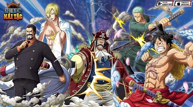 Trên tay game mobile Kho Báu Hải Tặc: Không phụ lòng cộng đồng One Piece mong đợi