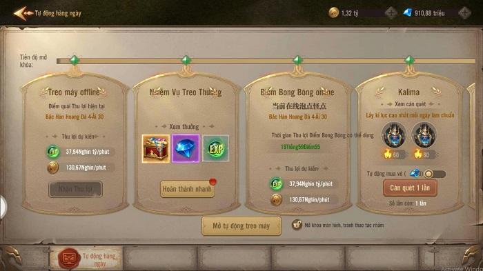 MU: Vinh Dự - Funtap lần đầu xuất hiện công cụ GM hỗ trợ chơi game cực dễ 1
