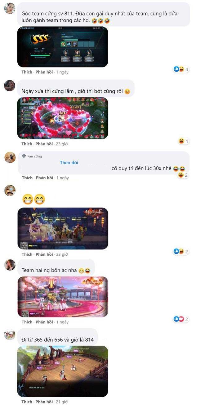 Mừng tháng sinh nhật, game thủ VLTK Mobile đang rộn ràng chuyện gì? 2