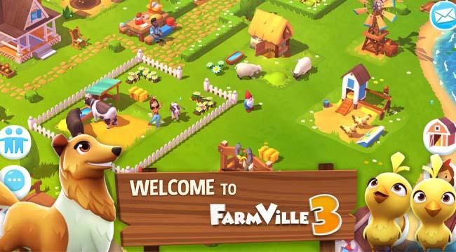 Farmville 3 sẽ chính thức ra mắt toàn cầu trong tháng 11/2021