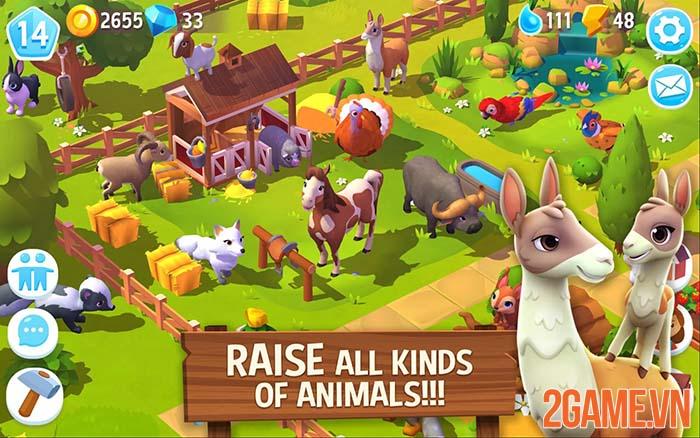 Farmville 3 sẽ chính thức ra mắt toàn cầu trong tháng 11/2021 0