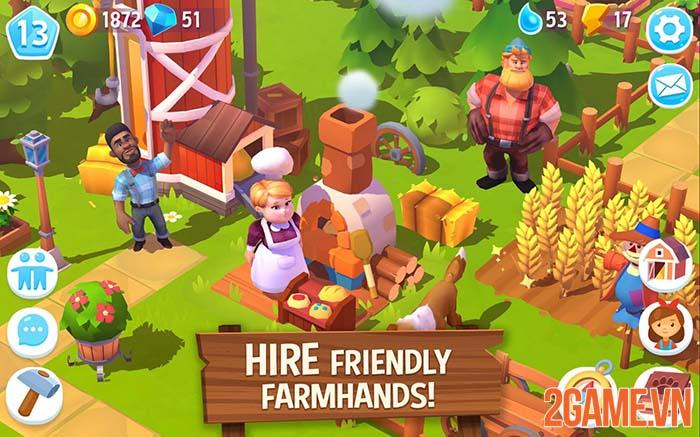 Farmville 3 sẽ chính thức ra mắt toàn cầu trong tháng 11/2021 4