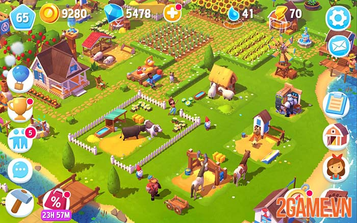 Farmville 3 sẽ chính thức ra mắt toàn cầu trong tháng 11/2021 2