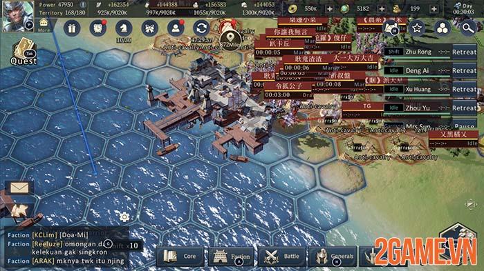 Hồng Đồ Chi Hạ - Bom tấn chiến thuật chuẩn bị ra mắt game thủ Việt Nam 1