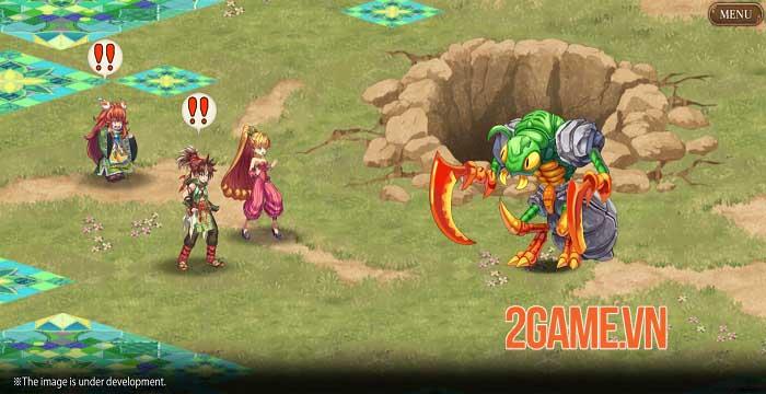 Echoes of Mana - Game mobile ARPG lấy cảm hứng từ series phim ăn khách 0