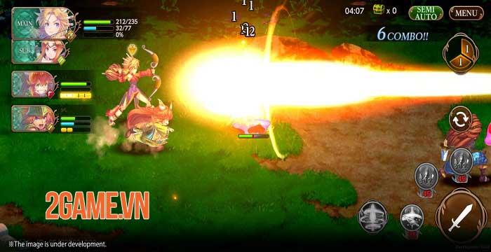 Echoes of Mana - Game mobile ARPG lấy cảm hứng từ series phim ăn khách 2