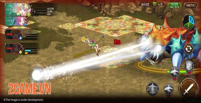 Echoes of Mana - Game mobile ARPG lấy cảm hứng từ series phim ăn khách 4