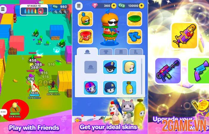 Smash Party - Trải nghiệm giải trí nhẹ nhàng với sắc màu dễ thương 1