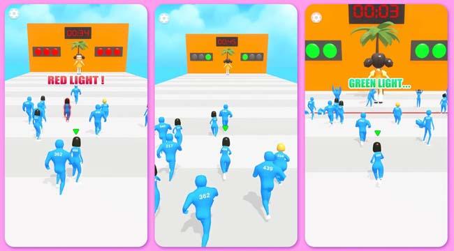 Squid Game – Trải nghiệm trò chơi con mực cực hot phiên bản mobile