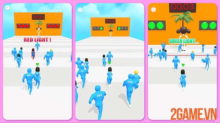Squid Game - Trải nghiệm trò chơi con mực cực hot phiên bản mobile 2