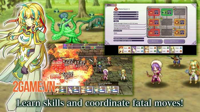 Infinite Links - Game JRPG 2D phiêu lưu trong thế giới phù thủy 0