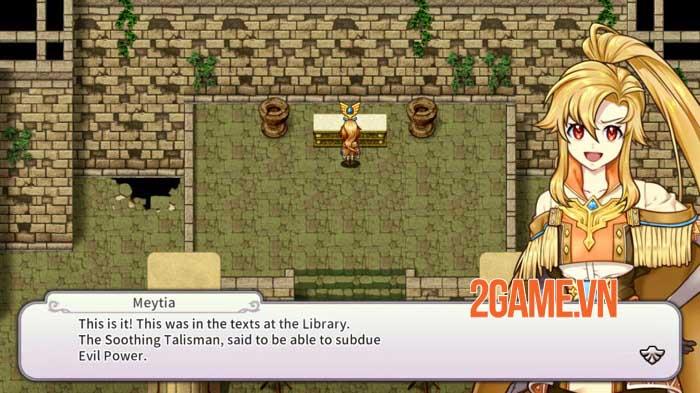 Infinite Links - Game JRPG 2D phiêu lưu trong thế giới phù thủy 4