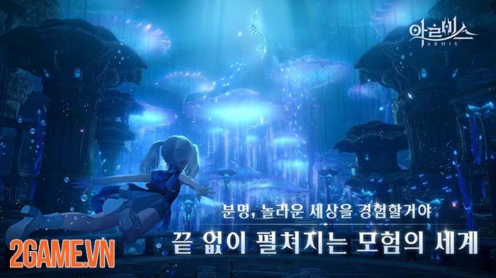 ARMIS - Bom tấn nhập vai thế giới mở hoành tráng của NetEase 2