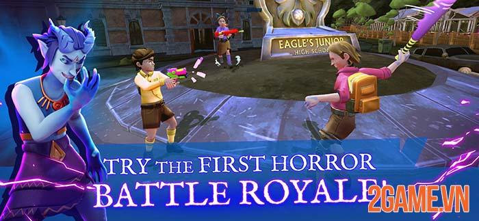 Horror Brawl - Sinh tồn săn ma dưới góc nhìn thú vị của game thủ mobile 0