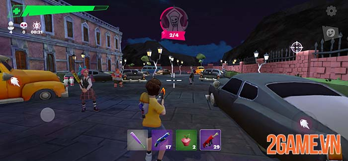 Horror Brawl - Sinh tồn săn ma dưới góc nhìn thú vị của game thủ mobile 1