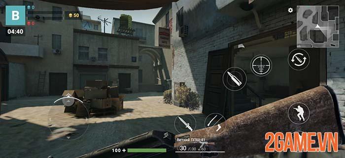 Modern Gun: Shooting War Games - Trải nghiệm súng đạn trên mobile 1