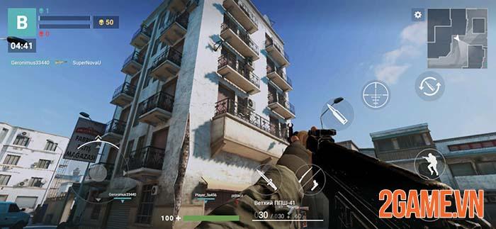 Modern Gun: Shooting War Games - Trải nghiệm súng đạn trên mobile 2