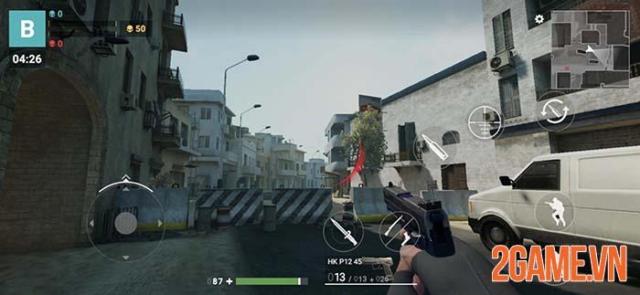 Modern Gun: Shooting War Games - Trải nghiệm súng đạn trên mobile 0