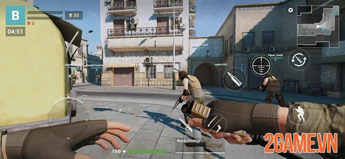 Modern Gun: Shooting War Games - Trải nghiệm súng đạn trên mobile 3