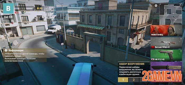 Modern Gun: Shooting War Games - Trải nghiệm súng đạn trên mobile 4
