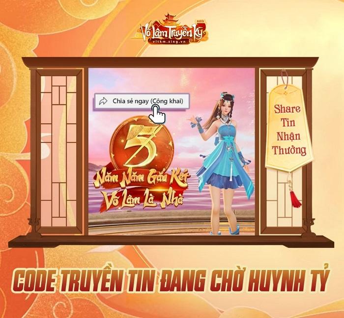 Võ Lâm Truyền Kỳ Mobile tung TVC mừng sinh nhật 5 tuổi 6