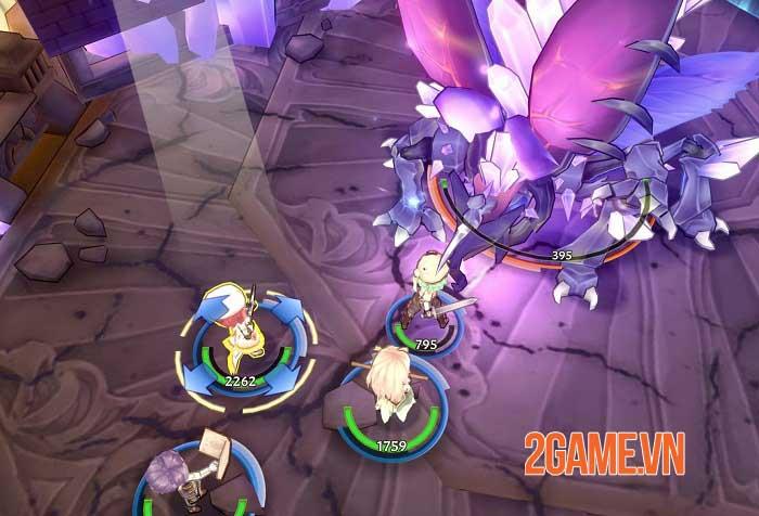 Zold: Out - Game SRPG đánh theo lượt đồ họa anime bắt mắt 1