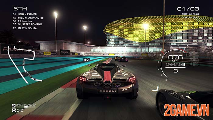 GRID Autosport - Trải nghiệm tốc độ cùng tiếng gầm động cơ hoành tráng 2