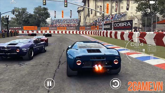 GRID Autosport - Trải nghiệm tốc độ cùng tiếng gầm động cơ hoành tráng 1