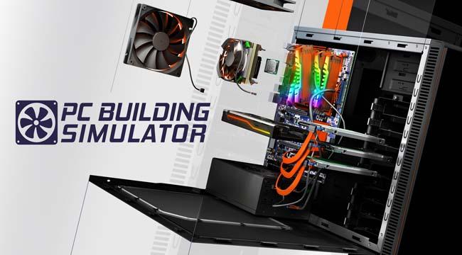 PC Building Simulator – Ráp máy thực chiến  đang được tặng miễn phí
