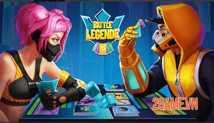 Battle Legende - Game chiến thuật thẻ bài dựa trên vũ trụ FPS 0