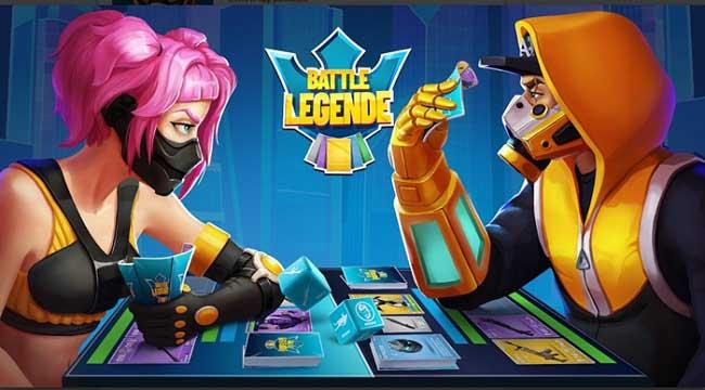 Battle Legende – Game chiến thuật thẻ bài dựa trên vũ trụ FPS
