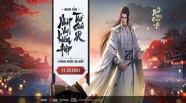 Top 5 việc cần làm khi đăng nhập Nhất Mộng Giang Hồ VNG vào 10 giờ sáng 11/10