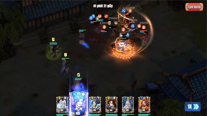 Tân Minh Chủ trở thành game