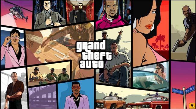 GTA Trilogy Definitive Edition sẵn sàng ra mắt phiên bản mobile trong 2022