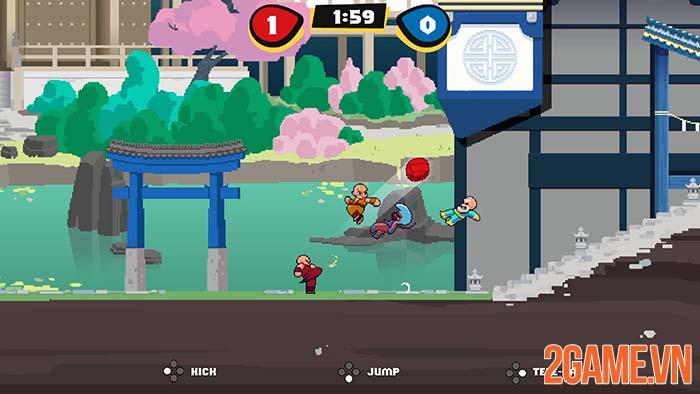 KungFu Kickball - Đội Bóng Thiếu Lâm được tặng miễn phí trên Steam 1