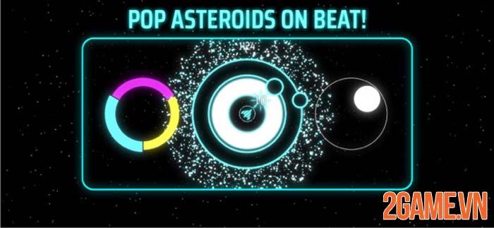 ORBEAT: Pop Asteroids On Beat - Vũ điệu cuồng loạn dành cho game thủ 0