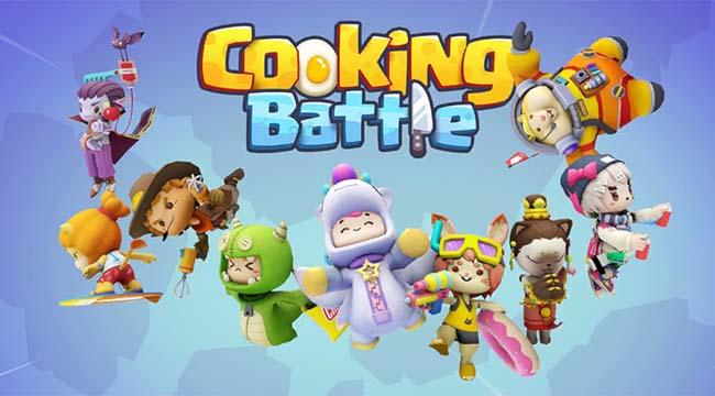 Cooking Battle! – Trải nghiệm Hell Kitchen hấp dẫn của game thủ mobile
