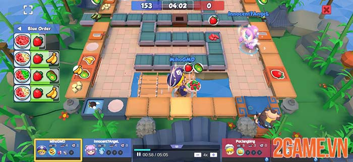 Cooking Battle! - Trải nghiệm Hell Kitchen hấp dẫn của game thủ mobile 0