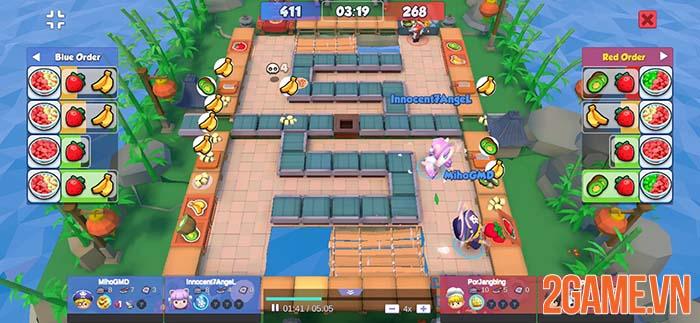 Cooking Battle! - Trải nghiệm Hell Kitchen hấp dẫn của game thủ mobile 1