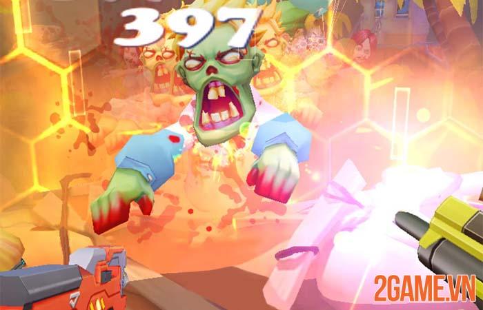 Zombie Hero - Game thẻ tướng kết hợp phòng thủ zombie độc đáo 0