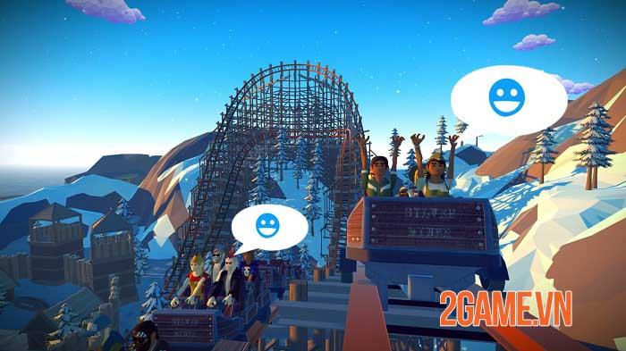 Real Coaster: Idle Game cho phép bạn thực hiện ước mơ thời thơ ấu 0