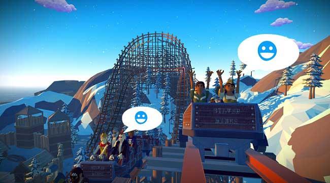 Real Coaster: Idle Game cho phép bạn thực hiện ước mơ thời thơ ấu