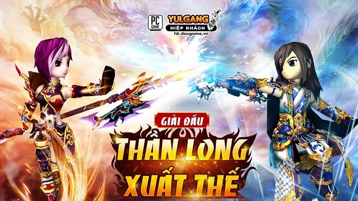 Yulgang Hiệp Khách tái hiện huyền thoại với máy chủ mới cùng nhiều sự kiện hấp dẫn 2