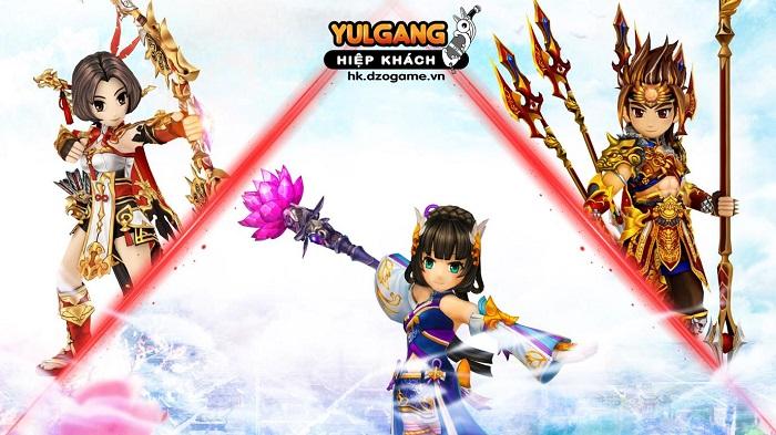 Yulgang Hiệp Khách tái hiện huyền thoại với máy chủ mới cùng nhiều sự kiện hấp dẫn 3