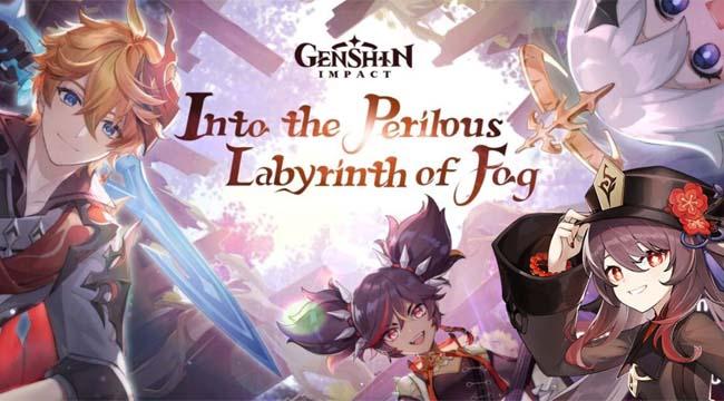 Arataki Itto cùng những thông tin thú vị được hé lộ ở Genshin Impact 2.2